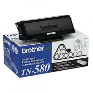 TONER BROTHER BLACK TN580 Original / Importado