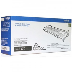 TONER BROTHER TN2370 PRETO