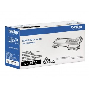 TONER BROTHER TN3472 PRETO